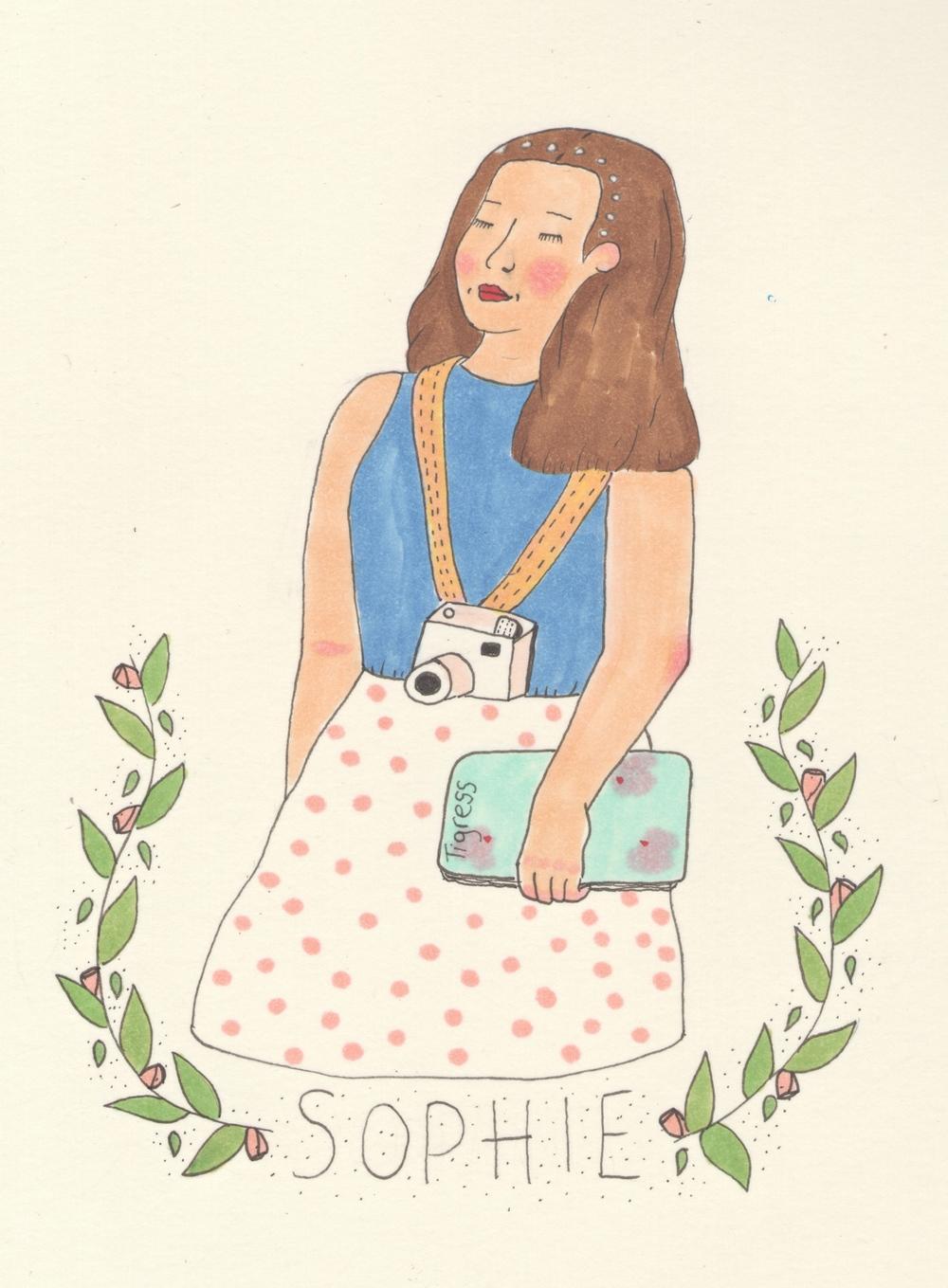 MEET YOUR EDITORS: Sophie Pellegrini
