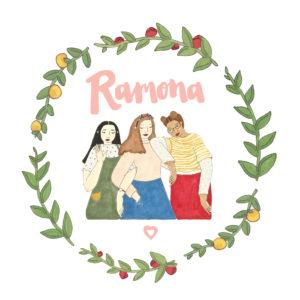 Ramona new girls pink
