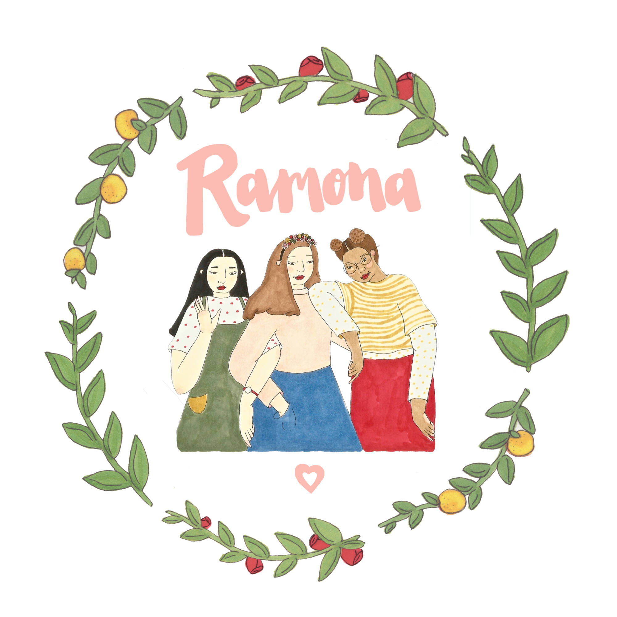 LETTER FROM THE EDITORS: Meet RAMONA MAGAZINE FOR GIRLS!