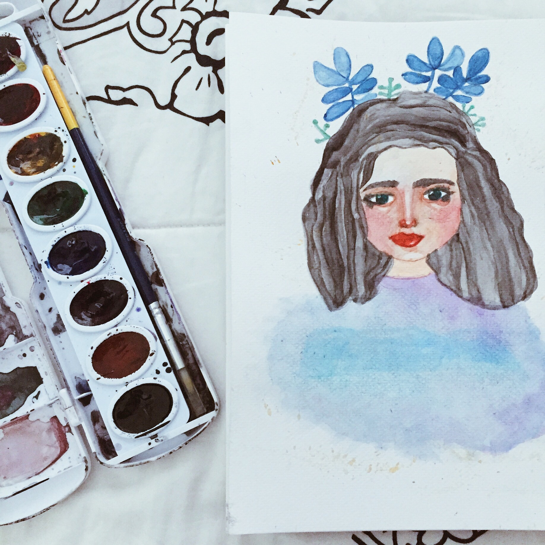 ARTIST FEATURE: Kathrynne Yu