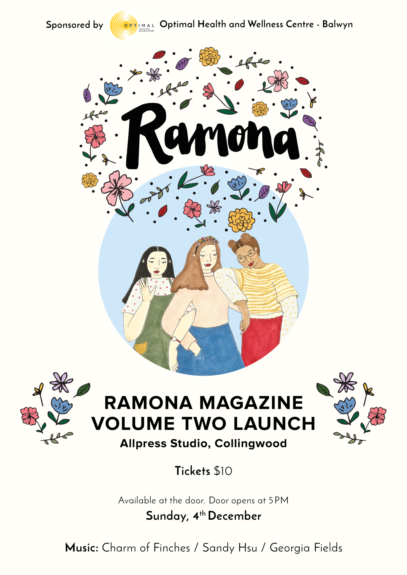 Ramona Volume Two Launch