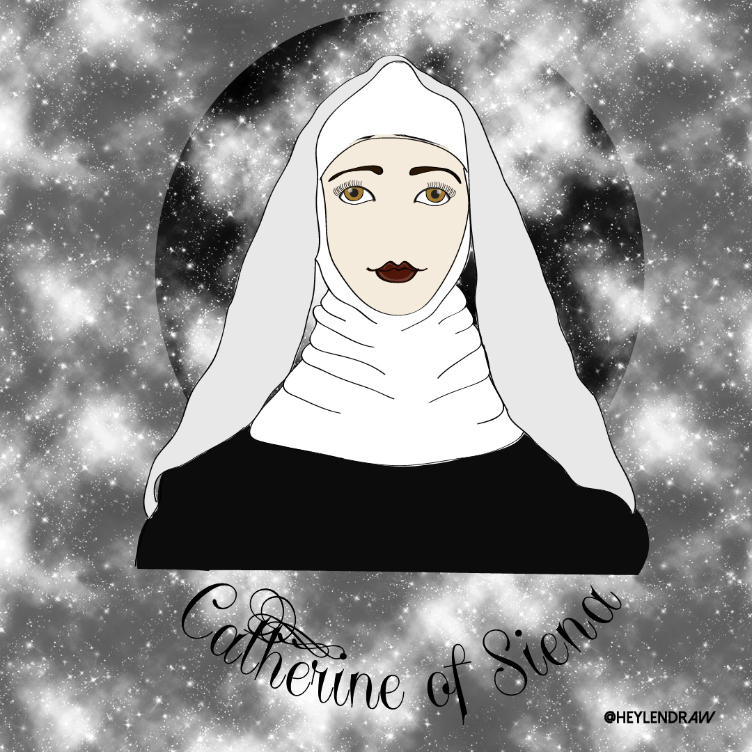 WOMEN WE LOVE: Catherine of Siena
