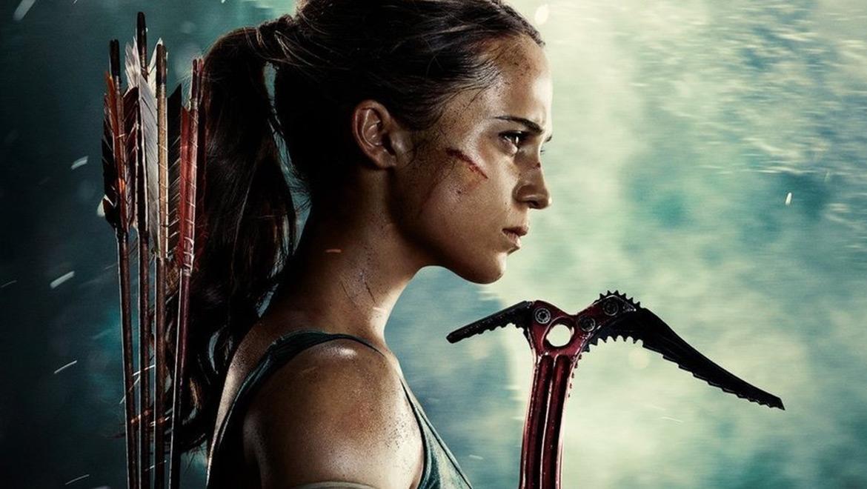Film Review Tomb Raider Ramona Magazine For Girls