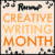 Ramona's Creative Writing Month